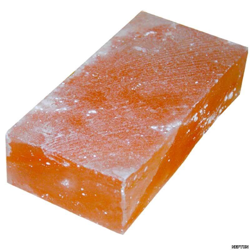 Соляной кирпич 200х100х50